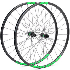 DT-Swiss-Syncros-XR2-5-27-5-034-Mountain-Bike-TLR-Wheelset-15x100mm-12x142mm
