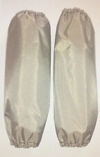Shock Protector Covers Ski-Doo Bombadier BRP Silver Snowmobile Sled Set 2