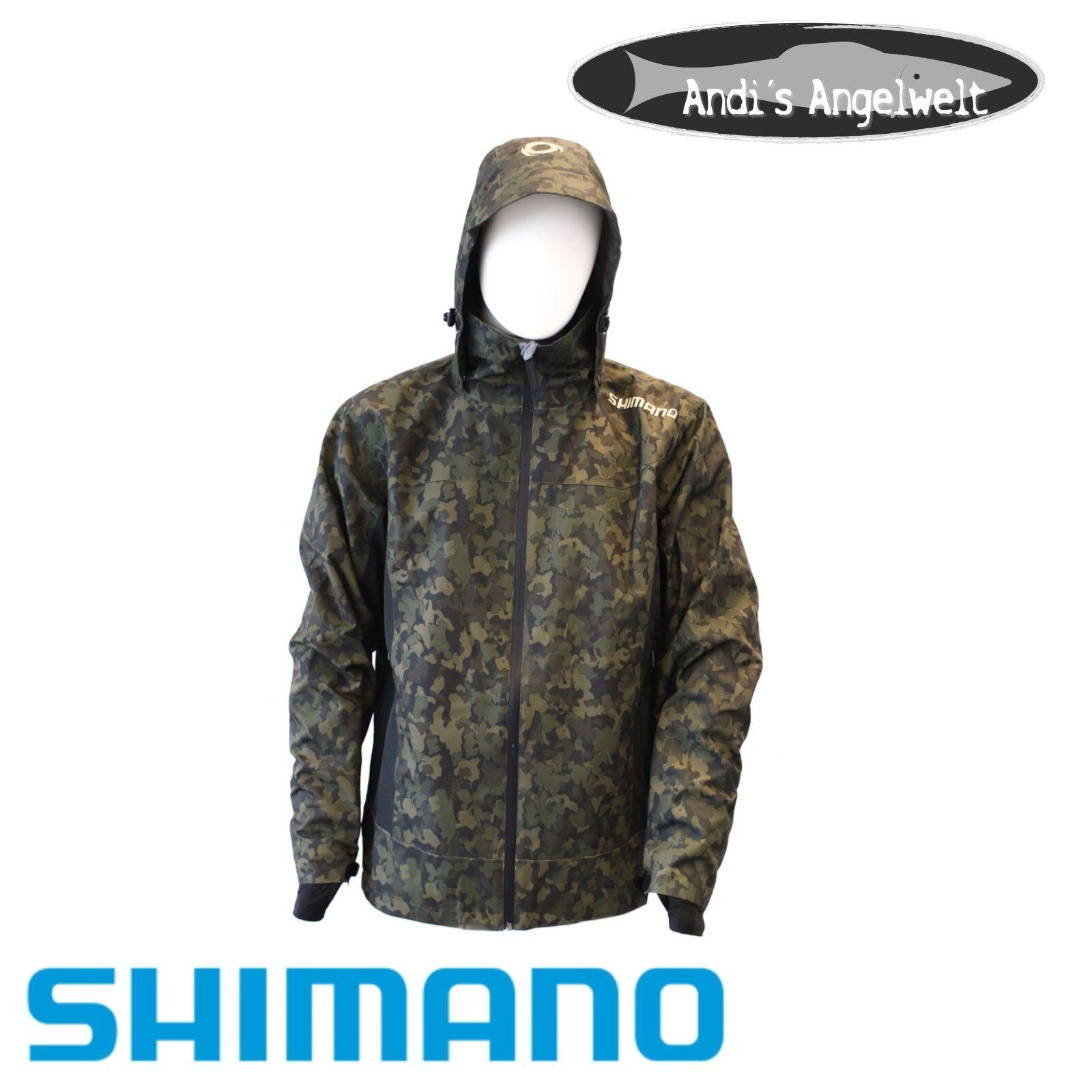 Shimano Tribal XTR Giacca di transizione giacca pioggia-Giacca-M L XL XXL 3xl