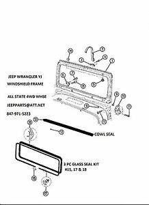 Mopar Lower Seal J5453950 together with 380971800387 moreover Jeep Wrangler Racks also Sis also  on jeep cj7 cowl