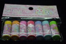 Sanrio Jewelpet mini Eraser Set Cheer Edition