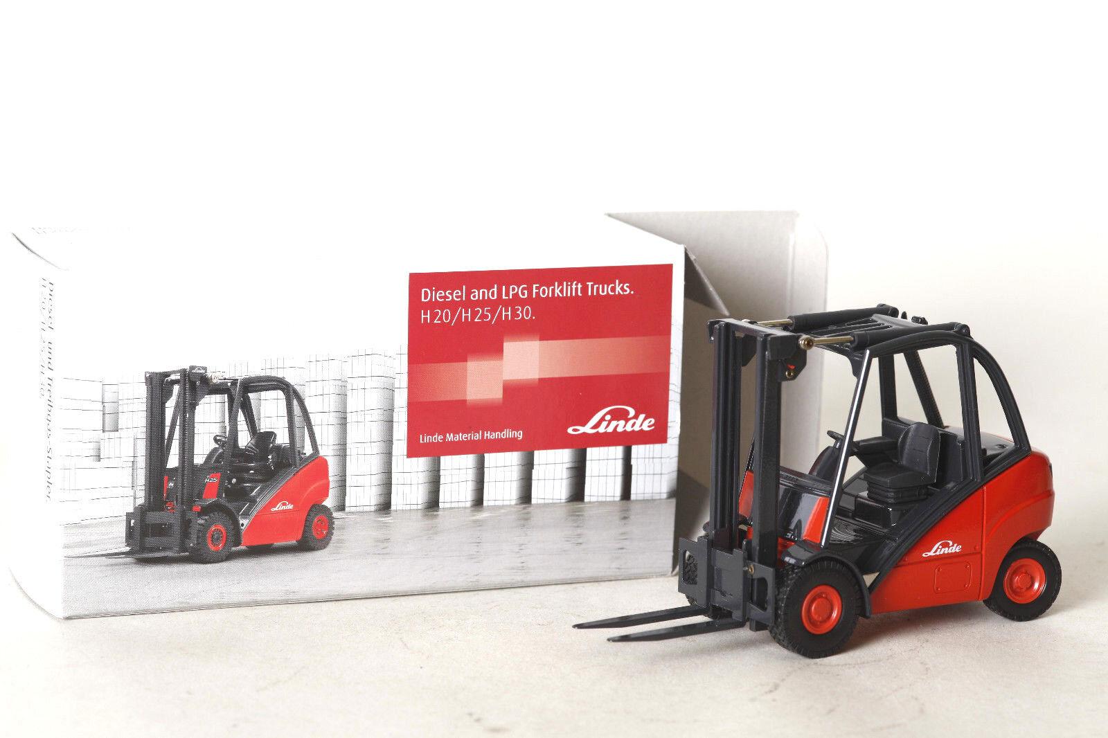Linde Diesel- und und und Treibgas-Stapler H20  H25  H30 1 25, unbenutzt in OVP (104672)    Gemäßigten Kosten  feeb14