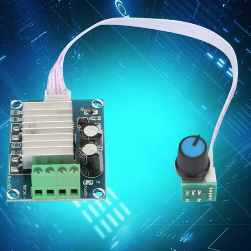 1PC 2-24V 20A PWM Motor Speed Controller Pulse Width PWM Speed Regulator Switch