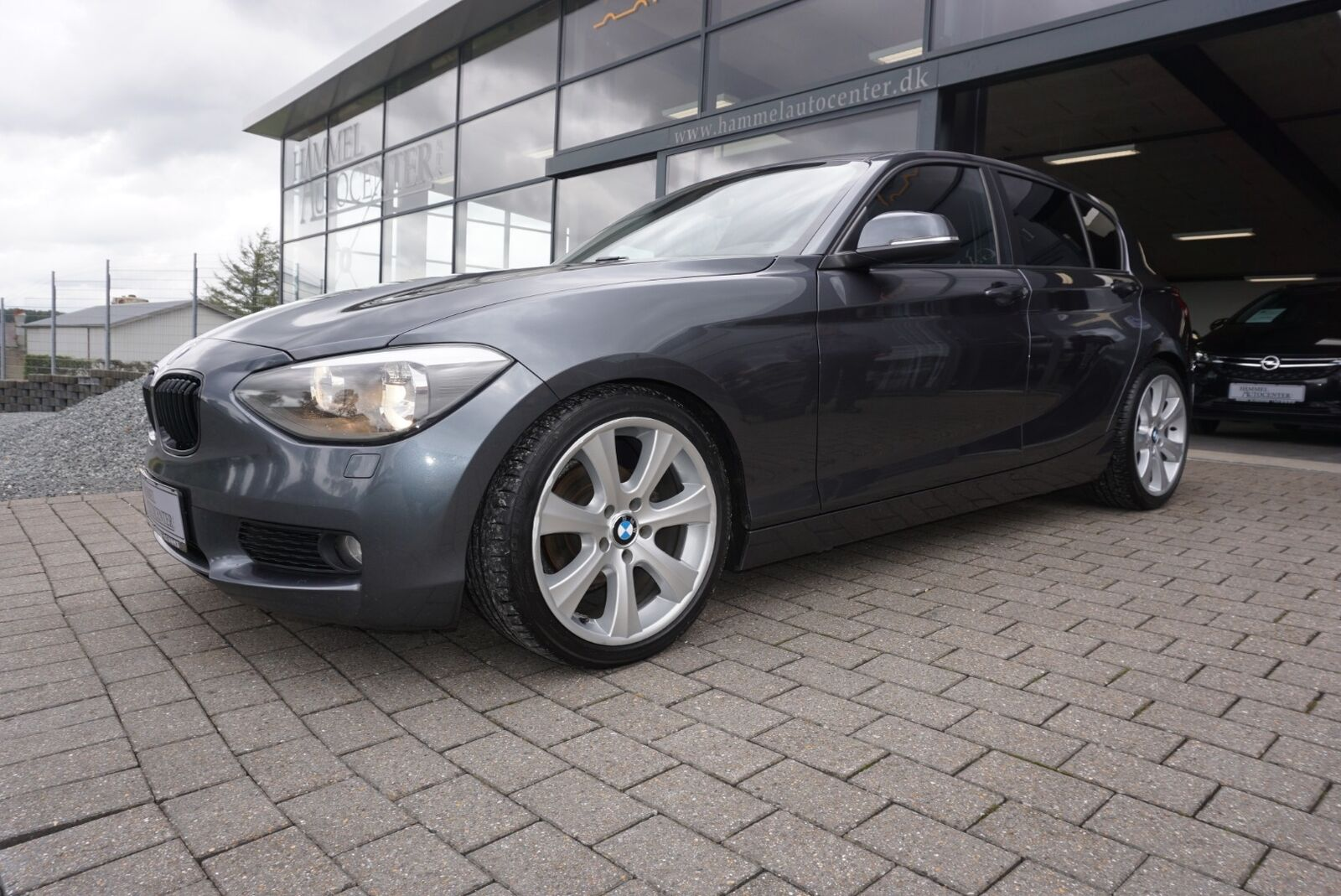 BMW 116d 1,6 ED 5d