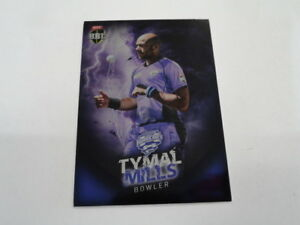 2017-18-TAP-N-PLAY-BBL-PARALLEL-CARD-NO-046-TYMAL-MILLS-HOBART-HURRICANES