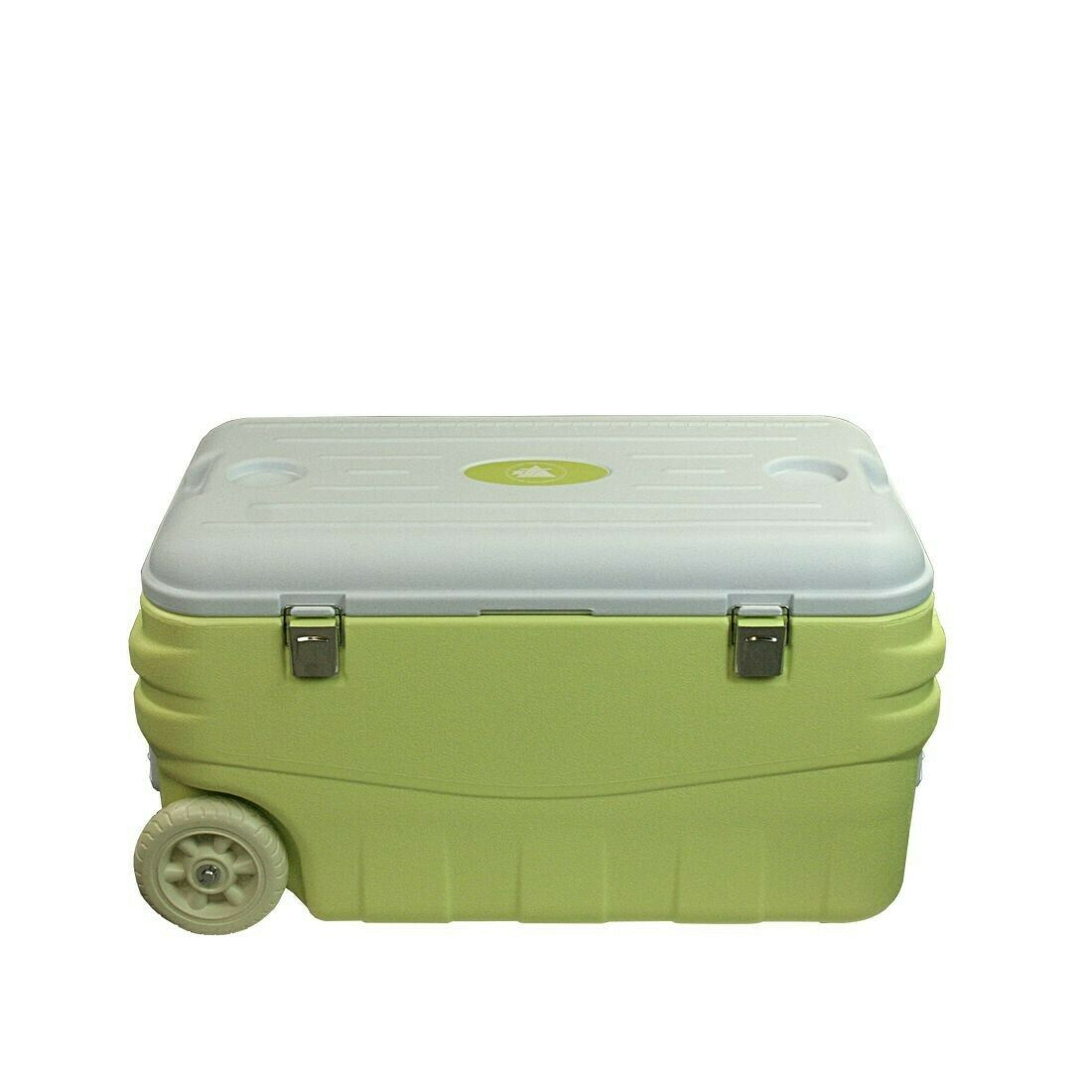 Fridgo 80L passive cool box 89x43x43cm PU Thermobox warm cold insulating box
