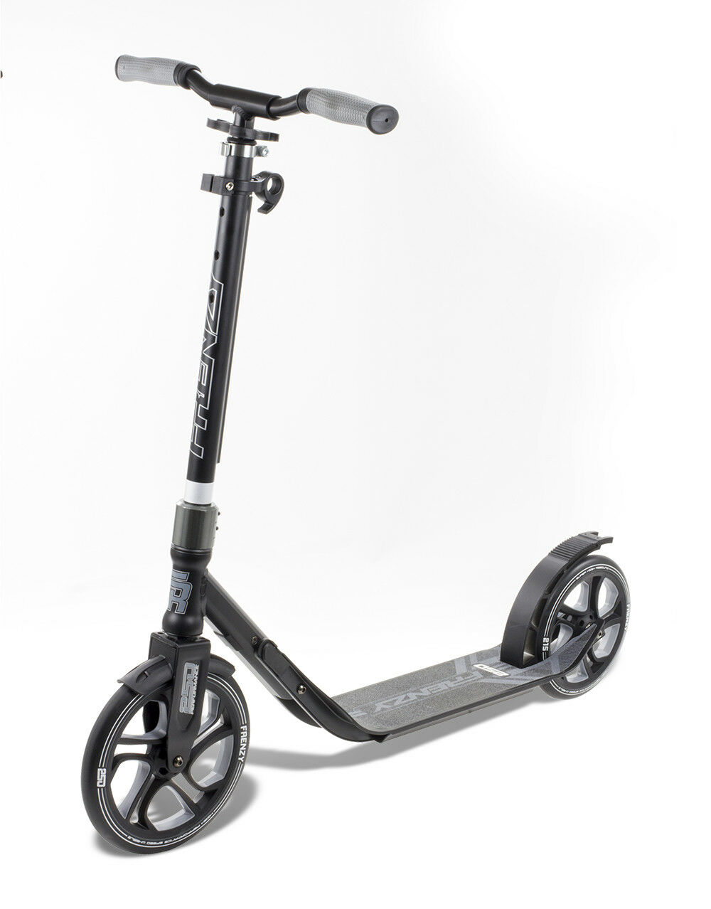 Frenzy-Recreativos-Negro - 250 mm Push Scooter Scooter