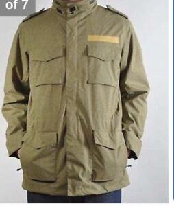 NWT MENS Nike Sportswear Tech Pack M65 Jacket 408190-212 JACKET SZ ... 9a0fd7f6b