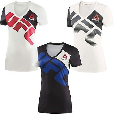 Reebok Athletic Women's UFC Fight Kit Ronda Rousey Walkout Jersey | eBay