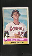 1976 Topps # 411 Bill Singer NM-MT