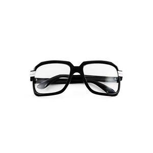 b373ee3da460 RUN DMC Old School Hip Hop Square Vintage Squared Eyeglasses Glasses ...