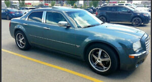 2005 Chrysler 300c AWD