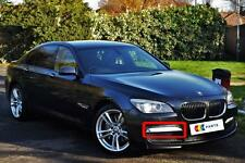 BMW 7 NEW GENUINE F01 F02 REAR M SPORT BUMPER BLACK O//S RIGHT MOULDING 8048496