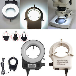 Adjustable-Bright-Ring-LED-Light-illuminator-Lamp-For-Stereo-Zoom-Microscope-RK