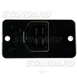 HVAC Blower Motor Resistor Front Standard RU-242