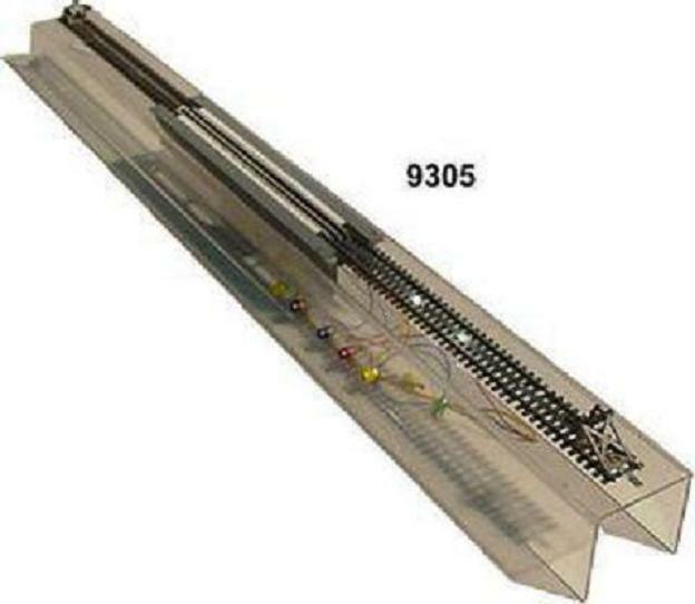 Lux 9305.7 ho-radreinigungsanlage, mesa dispositivo con decodificador AC DC + + + Artículo nuevo