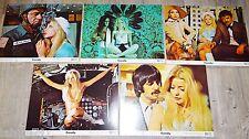 CANDY ! ringo starr ( beatles ) ewa aulin  jeu photos cinema lobby cards 1969
