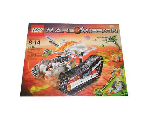 LEGO Space MT-61 MT-61 MT-61 Einsatzfahrzeug (7645) f63056