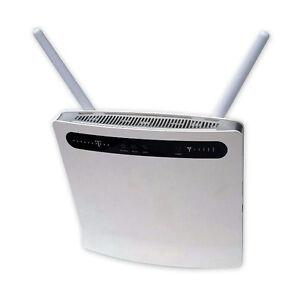 Telekom-Speedport-LTE-2-II-ROUTER-WLAN-Huawei-B593-4G-3G-mit-2-Antennen-wie-Neu