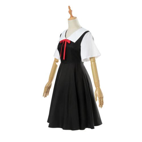 Kaguyasama love is war Chika Fujiwara Shinomiya Kaguya Cosplay Robe Costume Lot
