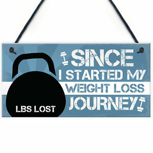 Image is loading Weight-Loss-Journey-Tracker-Chalkboard-Sign-Weight-Watchers -
