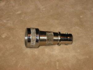 Heathkit-Eico-Microfono-A-Adaptador-Bnc