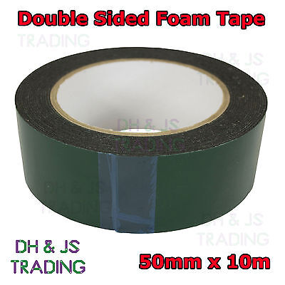 10m Super Strong Permanent Double Sided Adhesive Foam Body For Car Tape B7S7