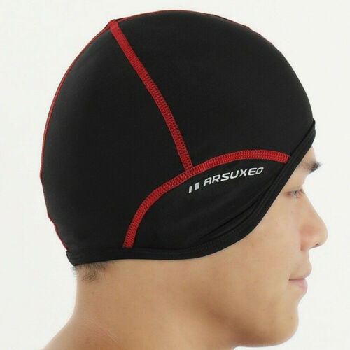 Winter Thermal Fleece Lined Cycling Cap Outdoor Sports Mountain Bike Bicycle Hat