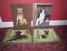 Rare Pollyanna Pickering Dog Prints