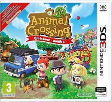ANIMAL CROSSING NEW LEAF 3DS TEXTOS EN CASTELLANO NUEVO PRECINTADO N3DS