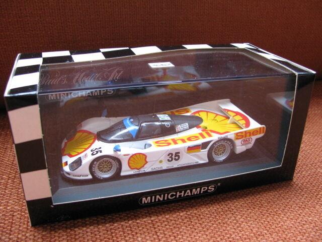 1 43 Minichamps Dauer Porsche 962 GT 3rd Le Mans (1994) diecast