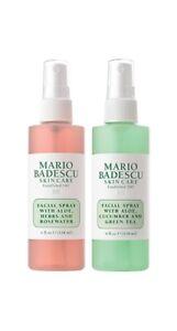 Mario-Badescu-Rose-and-Green-Tea-Facial-Spray-Duo-4-oz-3-Free-Samples
