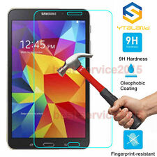 9H+ Premium Tempered Glass Screen Protector Film For Samsung Galaxy Tablet PC