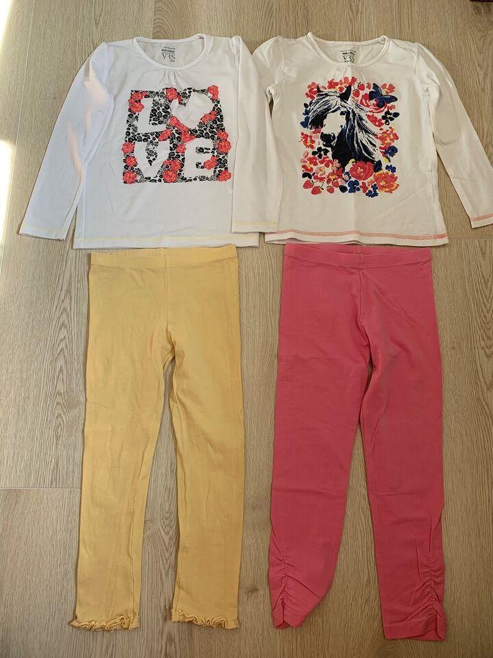 Nattøj, T-shirt og leggings, VRS / Lupilu