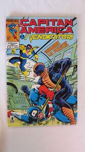 CAPITAN AMERICA & I VENDICATORI N.25 Marvel - STAR COMICS buono+ [f01]