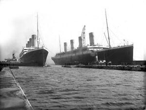 RMS-Titanic-11-x-14-034-Photo-Print