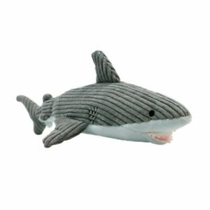Tall-Tails-Plush-Crunchy-SHARK-13-034-Dog-Toy