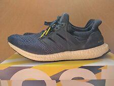 "OG Adidas Ultra Boost 1.0 ""Collegiate Navy"" Running Shoes Mens Sz 11 S77415"