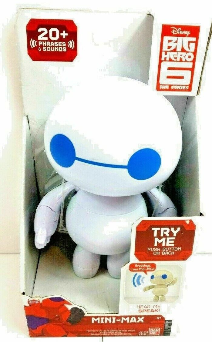 Bay Max Big Hero 6 Action Figure Bay Max With Tracking Japan For Sale Online Ebay