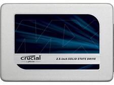 "Crucial 2.5"" 525GB SATA III 3-D Vertical Internal Solid State Drive (SSD)"