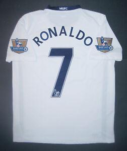 ef4dfbba36f Image is loading 2008-2009-Nike-Manchester-United-Cristiano-Ronaldo-Short-