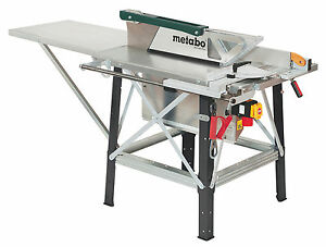 METABO-Baukreissaege-BKS-400-Plus-4-2-DNB-400Volt-montiert-Kreissaege-Bausaege