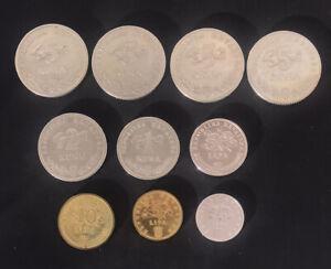 10 KUNA und Lipa Umlaufmünzen Münzen aus Kroatien - Gau-Bischofsheim, Deutschland - 10 KUNA und Lipa Umlaufmünzen Münzen aus Kroatien - Gau-Bischofsheim, Deutschland