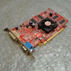 128 Mo HP 367459-002 ATi FireGL V3100 DVI VGA PCI-e Carte graphique 398684-001