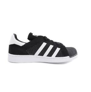 Bolsa inflación Manual  Zapatillas para hombre Adidas Superstar PK Negro BY8706   eBay