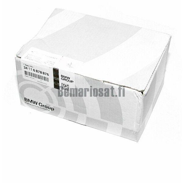 New Fits BMW 1 Series E88 125i Genuine Mintex Front Brake Pads Set
