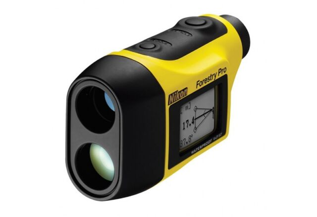 Nikon laser entfernungsmesser forestry pro ebay
