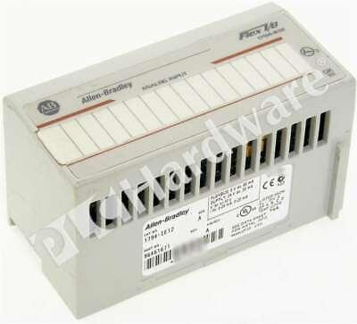 Stock New Allen-Bradley 1794-IE12 Flex 12 Point Analog