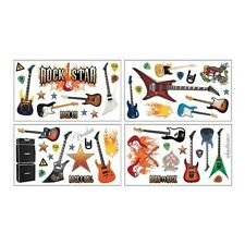 Sticky Pix Rock Star Adhesive Wall Decor Set