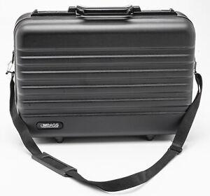 Embags Hamburg Kamerakoffer Koffer camera suitcase Kunststoff Schwarz universal